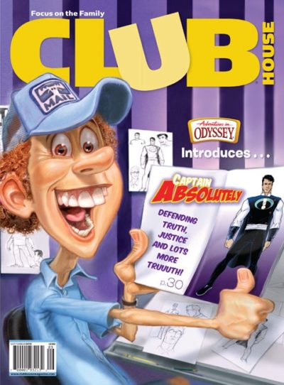 Captain Absolutely To Debut In Clubhouse Magazine 171 The