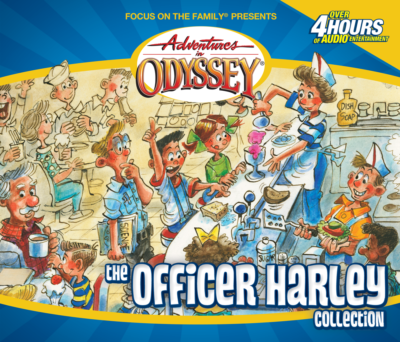 The-Officer-Harley-Collection