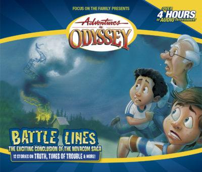 "Album 38: ""Battle Lines"""