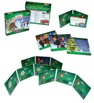 Countdown to Christmas Advent Collection